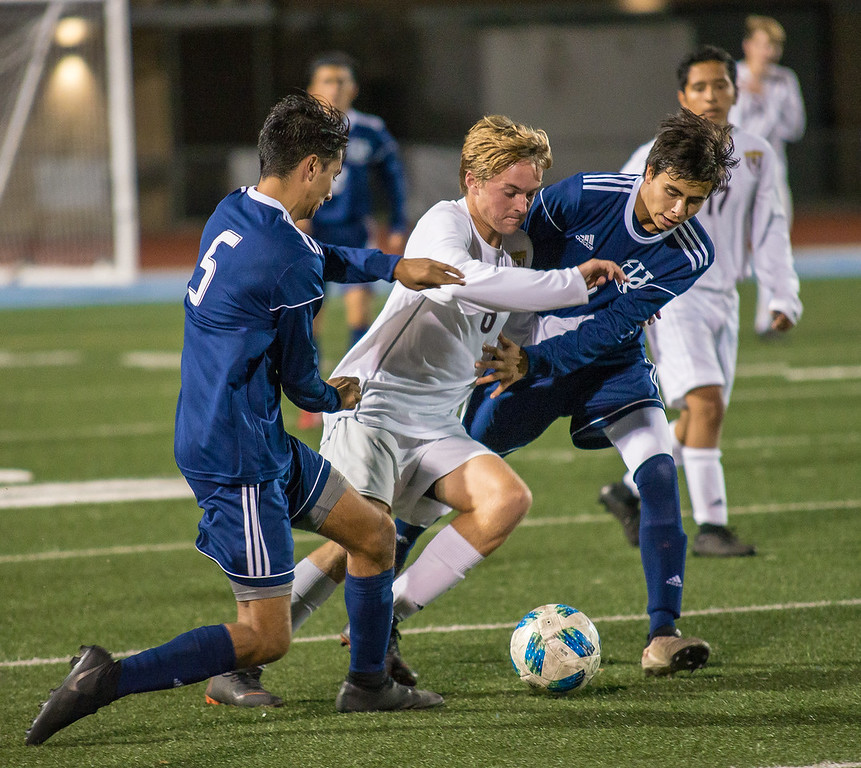 Boys Soccer With Back-to-Back Wins