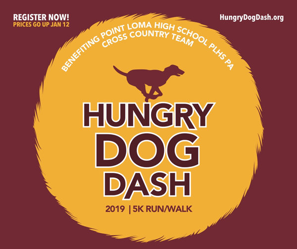 Annual Hungry Dog Dash set for Feb 3 (Written by Scott Hopkins)