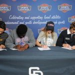 PLHS Seniors Sign to Compete in College