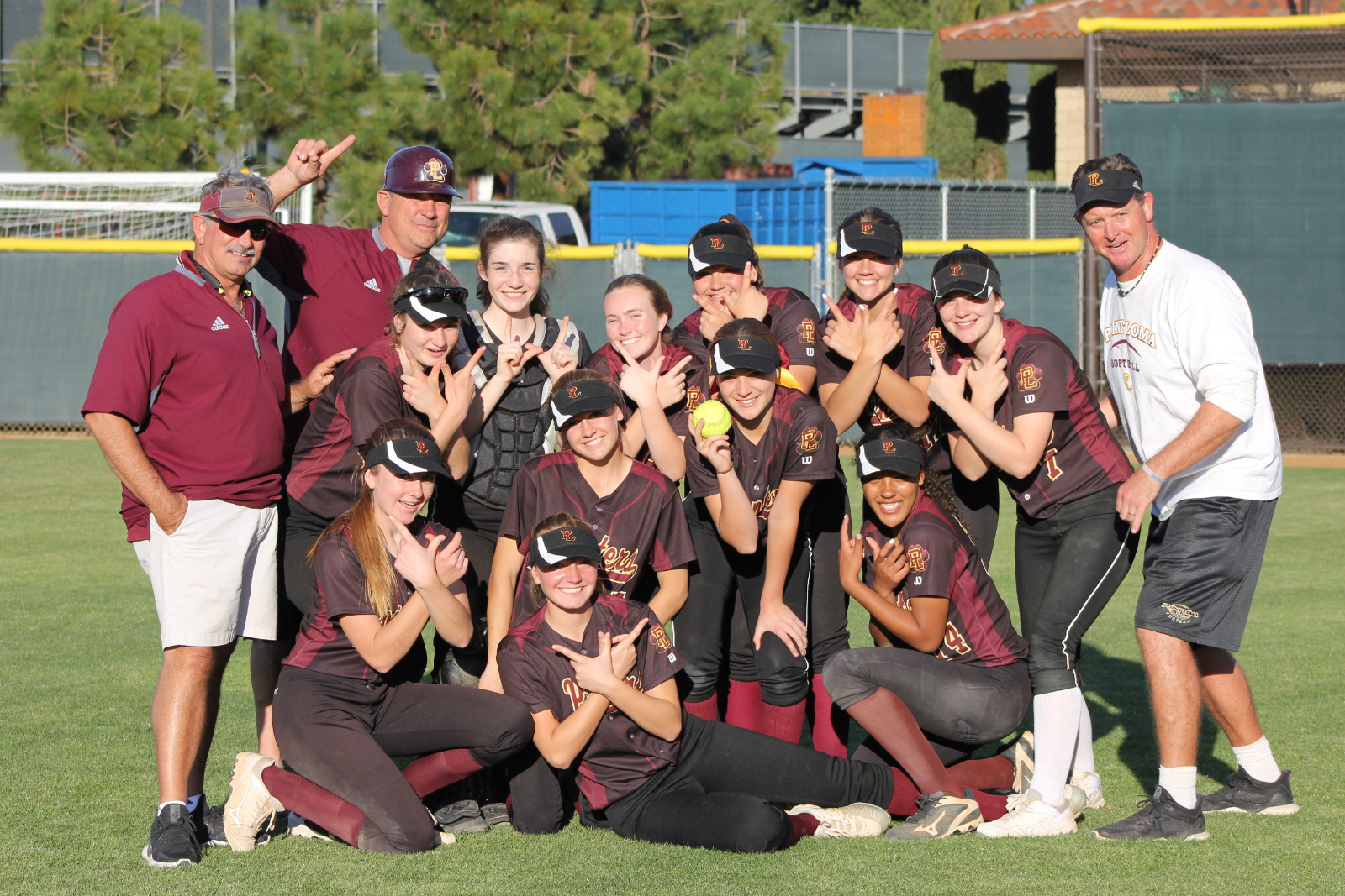 Exciting Weekend Softball WINS over Cathedral & Valhalla