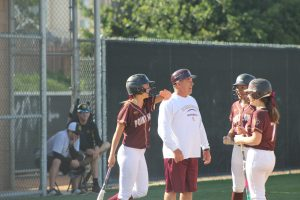 PL Softball Exciting Win over Mission Bay