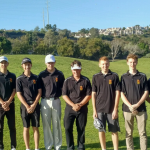 Boys' Golf Wins 4th League Championship in a Row