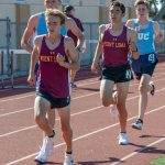 Track & Field Athletes Progress to D1 CIF Finals