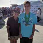 Boone Wins Gold at SD CIF Paralympics!