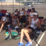 Girls Varsity Tennis finishes in 4th place at 15th Annual First Serve Tournament
