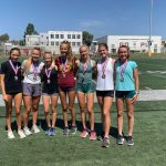 PL Girls' Cross Country Wins Invite