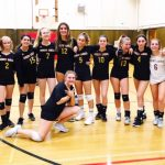 Girls Volleyball Gallery