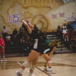 Girls' Volleyball in D1 CIF Playoffs