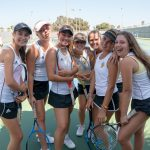 Girls' Tennis in D2 CIF Playoffs