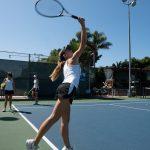 Girls Tennis vs Santana TODAY D2 Playoffs