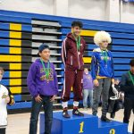 Wrestling CIF Champion and Podium Finishes!