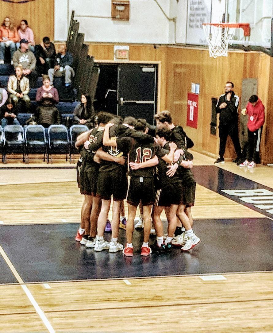 #16 Boys Basketball Upsets #1 Seed