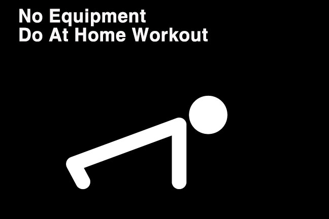 Daily At-Home Workouts on Instagram