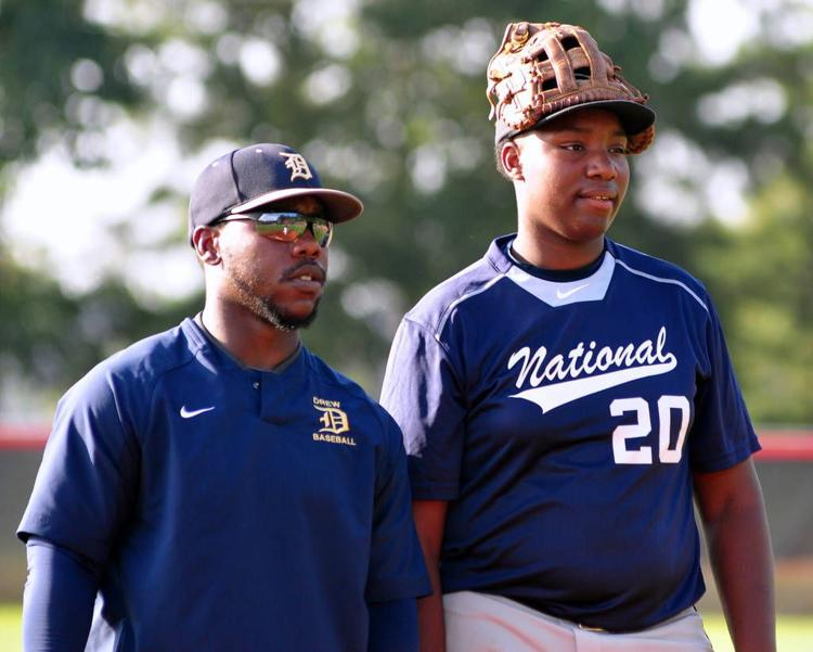 Getting to Know…Drew High new head baseball coach Brandon White