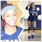 Titan Volleyball player Jai Williams Named as The Most Positive Volleyball Athlete – South Atlanta Regional Winner