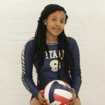 Student Female Athlete Spotlight of the Week – Faith Parham – Senior – Volleyball