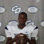 Student Male Co-Athlete Spotlight of the Week – Jacobi Carter – Freshman – Junior Varsity Football