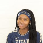 Student Female Co-Athlete Spotlight of the Week – Tinivea Glover – Senior – Women's Varsity Volleyball