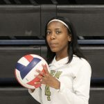 Student Female Co-Athlete Spotlight of the Week – Chanelle Knight – Sophomore – Women's Junior Varsity Volleyball