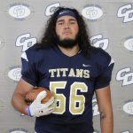 Student Male Co-Athlete Spotlight of the Week – Kevin Flores – Senior – Varsity Football