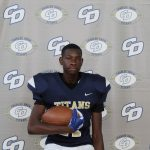 "Student Male Co-Athlete Spotlight of the Week – Jeremiah ""LittleSkinny"" Talley – Senior – Varsity Football"
