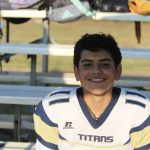 Oscar Andrade – Student Male Co-Athlete Spotlight of the Week – Freshman – JV and Varsity Football
