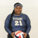 Jariyah Strickland – Student Female Co-Athlete Spotlight of the Week – Senior – Volleyball