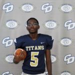 Mekhi Terry – Student Male Co-Athlete Spotlight of the Week – Senior – Varsity Football