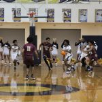 Men's Varsity Basketball Team vs Tucker – 01-17-2020 – Photo Album