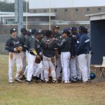 Titans Baseball Team Kicked Off Their Season on Saturday With A Scrimmage Game against Hapeville Charter