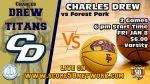 Varsity Basketball vs Forest Park