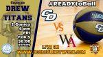 Season Finale Basketball Game vs Woodward- 2/4/2021