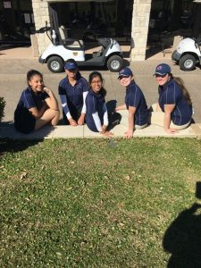 2016-2017 Girls Golf Gallery