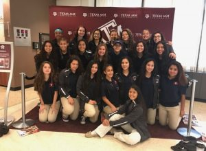 College visit at Prairieview A&M