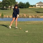 Varsity Girls Golf District Tournament – Day 1