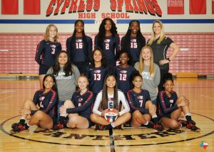 2017 Volleyball Program Pictures