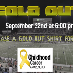 Gold Out Game for a Good Cause