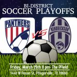 Soccer Bi-District Match Up