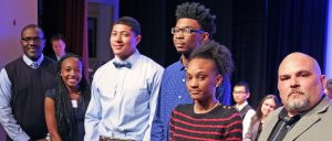 Scholar Athletes from Mount Zion High