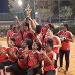 The Lady Bulldogs Softball Team make history winning the region title for the first time in school history.