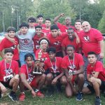 Mount Zion Boys Cross Country Team are the 2019 CCPS Champions