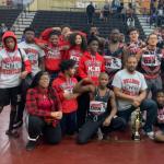 Mount Zion wins Area Championship Again