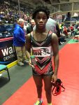 Diallo becomes first Wrestler to Medal in 20 years