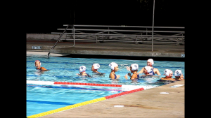 Vikings Varsity Girls Water Polo vs Monta Vista 10/04/2016