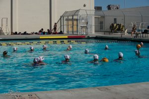 Vikings Varsity Girls Water Polo vs Wilcox 09/22/2016