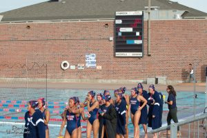 Vikings Varsity Girls Water Polo vs Wilcox 10/13/2016