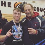 Boys Wrestlers Make Impact At 50th Peninsula Invitational