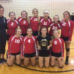 AC Volleyball Finishes 2nd at Argyll Invite, JV 1st