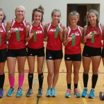 Girls Cross Country Advances to Regionals