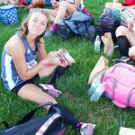 Girls Varsity Cross Country finishes 9th place at Bellmont Invitational